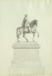 Bristol, statue Of William III